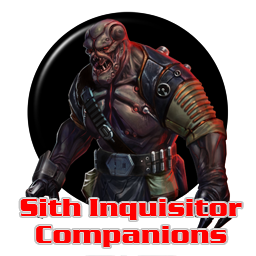 Sith Inquisitor Companions