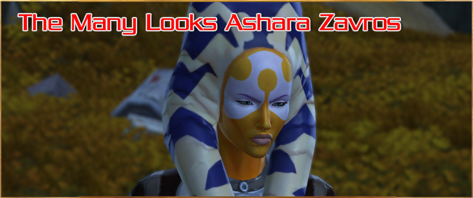 The Many Looks Ashara Zavros