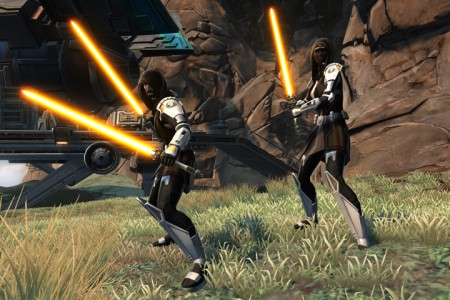 SWTOR Developer Update: Jedi Knight Class...