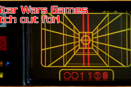 New Star Wars Games to watch out for!