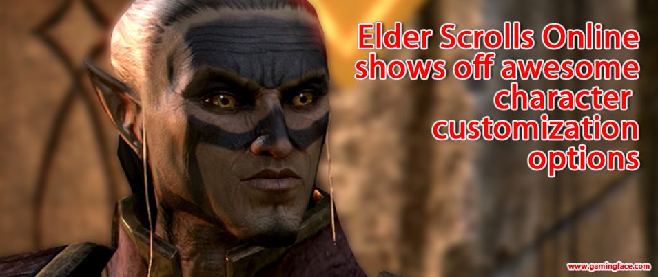 Start fantasising now about the look of your Elder Scrolls Online character