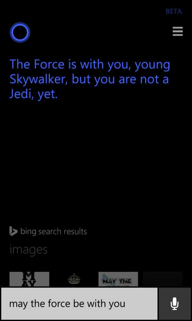 Cortana is not a porn star and i love this comeback