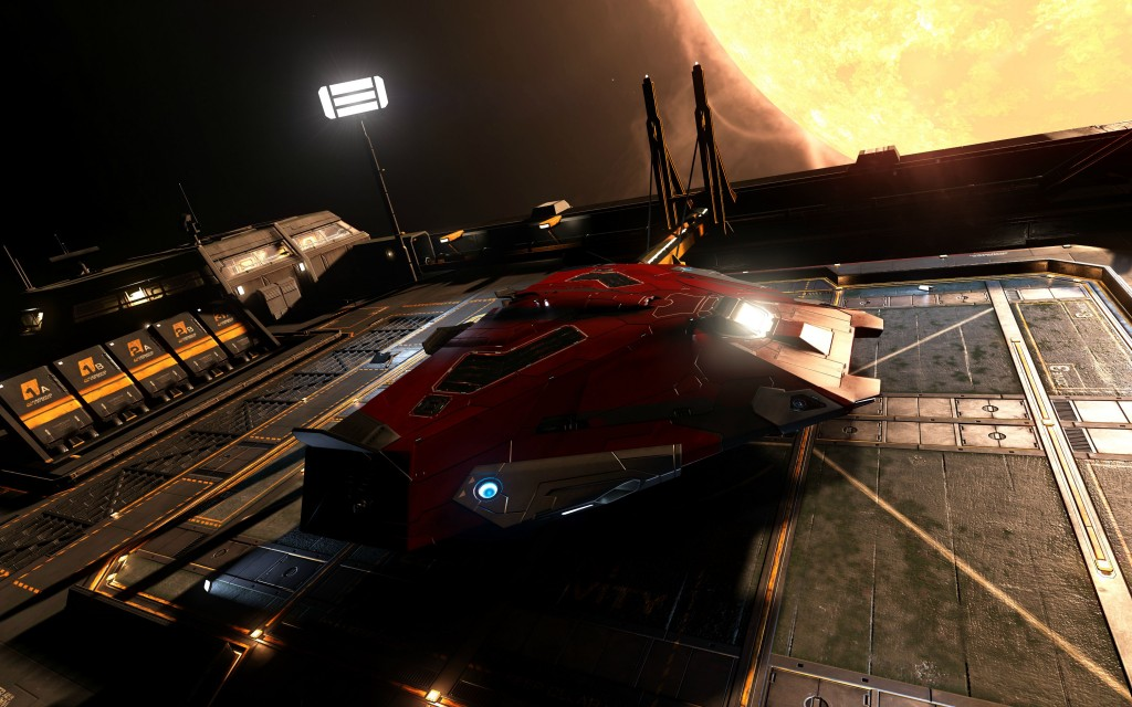 Cobra MK IV in 4k (so you can actually see the damn thing)
