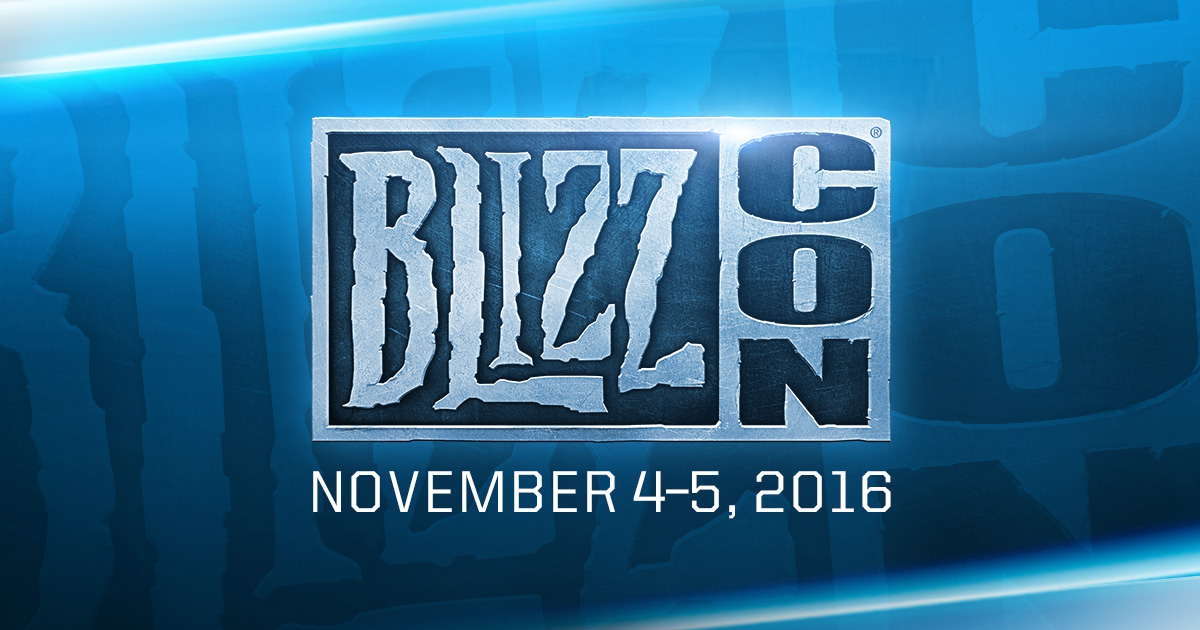 Blizcon 2016 Live Gaming Face